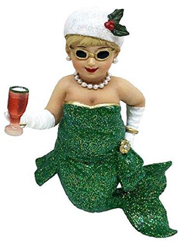 December Diamonds Mermaid Hanging Ornament Miss Holly