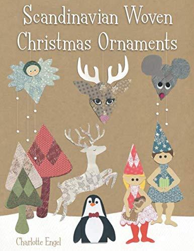 Scandinavian Woven Christmas Ornaments