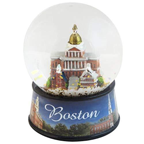 Boston Massachusetts Snow Globe 65mm