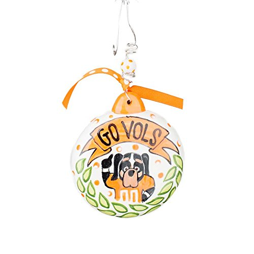 Glory Haus 42000604 Tennessee Puff Ornament, Multicolor