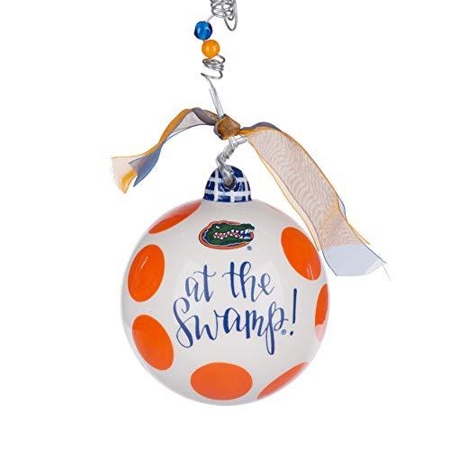 Glory Haus Florida Collegiate Hanging Ornament, Multi