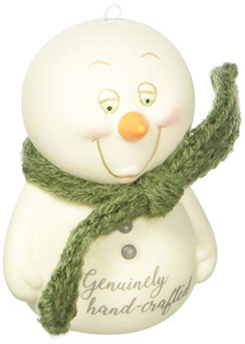 Department 56 Snowpinions Genuinely Hand-Crafted, 2.625″ Hanging Ornament, Multicolor