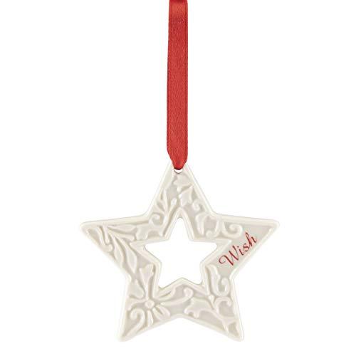 Lenox Star Ornament