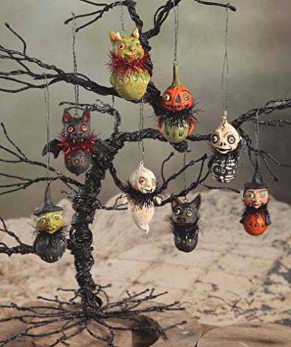 Bethany Lowe Halloween Little Ghoul Ornaments Set of 8