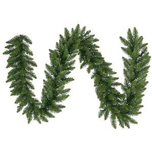 Vickerman 50′ x 14″ Unlit Camdon Fir Garland