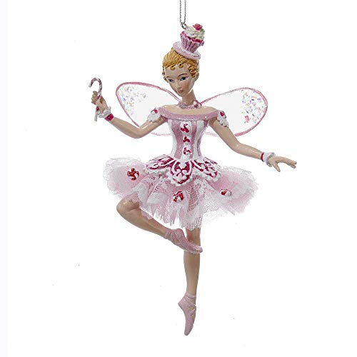 Kurt Adler 6-Inch Sugar Plum Fairy Ornament