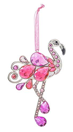 Ganz Crystal Acrylic Flamingo 5in Ornament ACRY-544