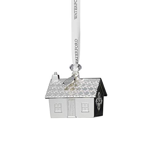 Waterford Silver Ornaments – House