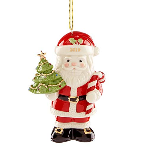 Lenox 2019 Santa Nutcracker Ornament