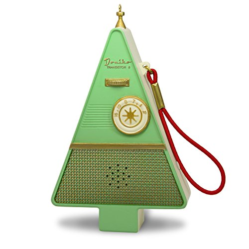 Hallmark Keepsake Christmas Ornament 2018 Year Dated, Wonderful Christmastime With Music