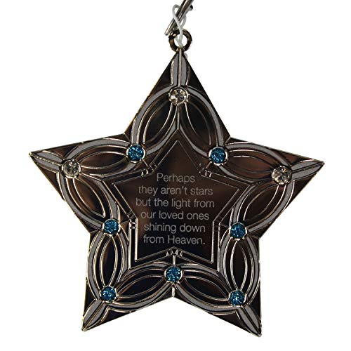Connie N Randy Gloria Duchin, Inc Star Ornament