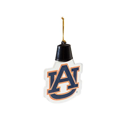 Team Sports America Auburn University Radiant Lit Acrylic Team Icon Ornament