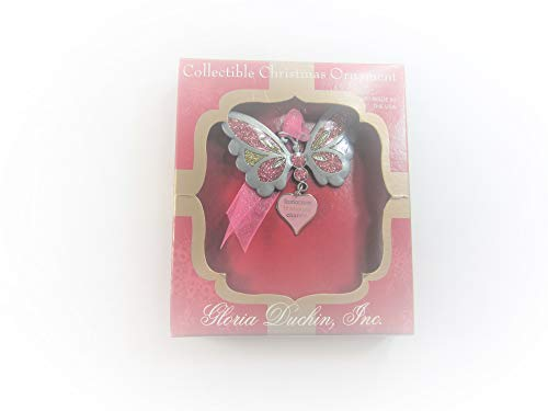 Gloria Duchin Pewter Butterfly Christmas Tree Ornament – Tomorrow is Another Chance