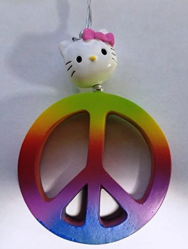 Hello Kitty Personalized Christmas Tree Ornament