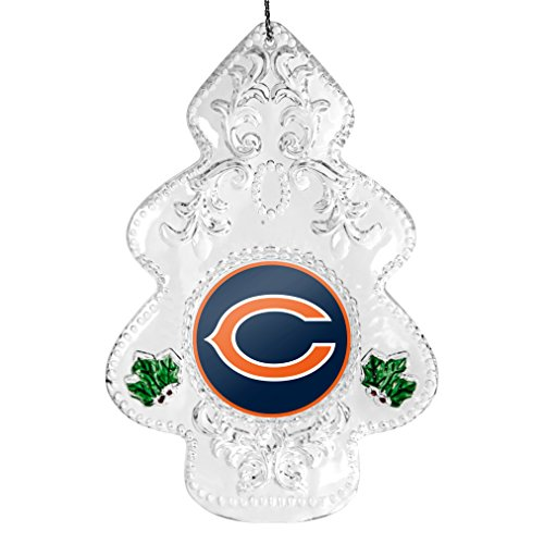NFL Chicago Bears Traditional Acrylic Tree Ornament