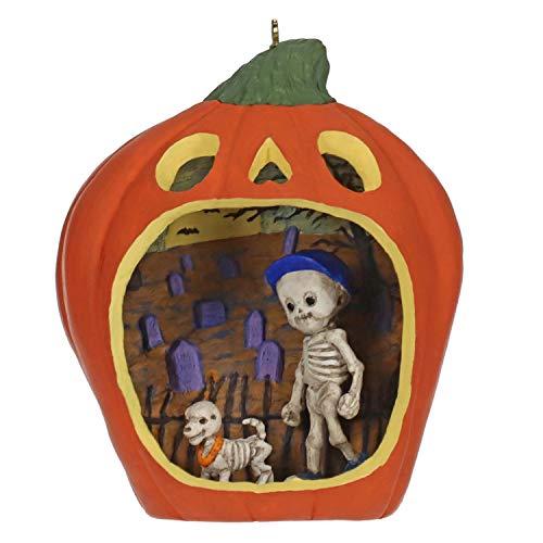 """Hallmark Keepsake Ornament 2019″,""""Happy Halloween"""