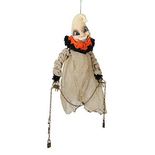 Dexter The Hexter Hanging Halloween Decoration