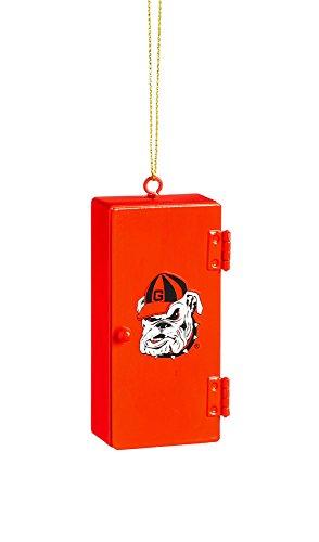 Team Sports America Georgia Bulldogs Team Locker Ornament