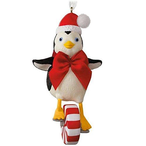 Hallmark Keepsake Ornament Limited Edition Penguin on Parade 2017