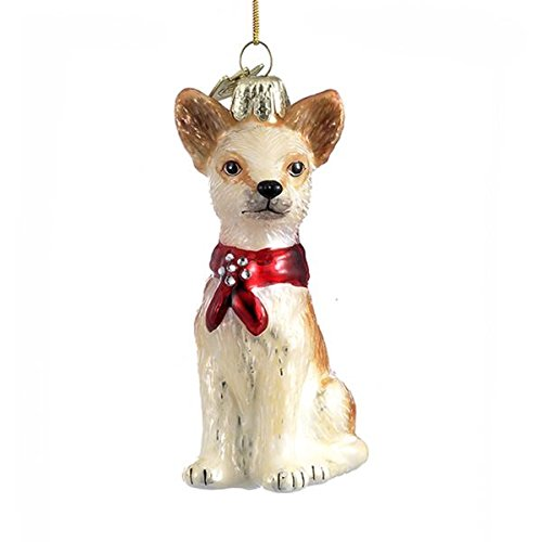 3.5″ Noble Gems Chihuahua Ornament