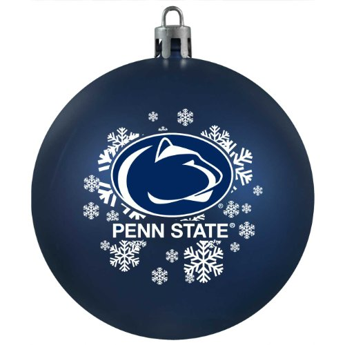 NCAA Penn State Nittany Lions Shatterproof Ball Ornament