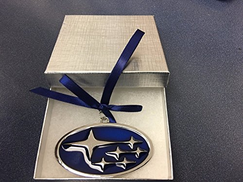 Subaru Official Christmas Star Cluster Ornament Forester WRX STI Outback Impreza Legacy