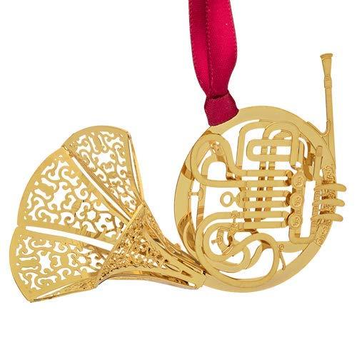 Beacon Design ChemArt Ornament – French Horn