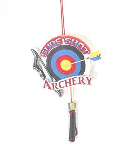 Midwest-CBK Sure Shot Archery Ornament