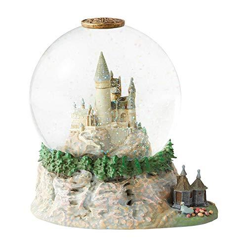 Enesco Wizarding World of Harry Potter Hogwarts Castle Water Globe, 7.1″, Multicolor