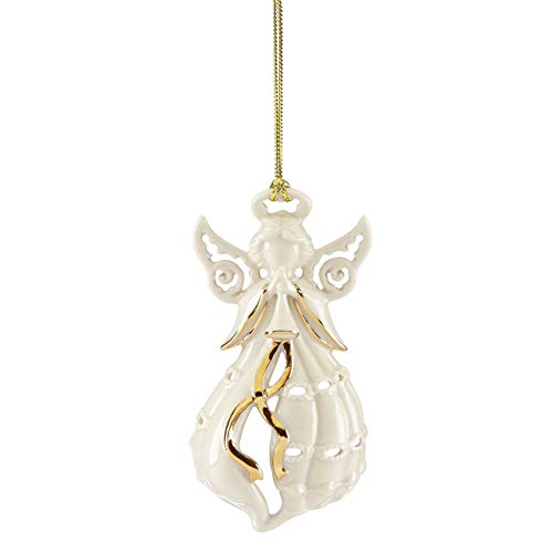 Lenox Angel Ornament