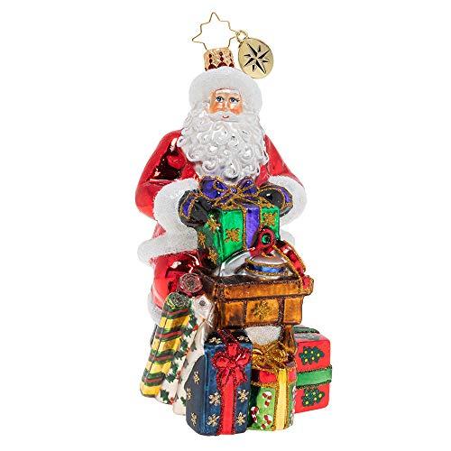 Christopher Radko Workshop Wonders Christmas Ornament