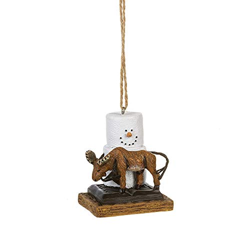 Midwest-CBK 146519 S'Mores Moose Ornament
