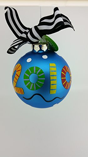 Coton Colors 2010 Ornament