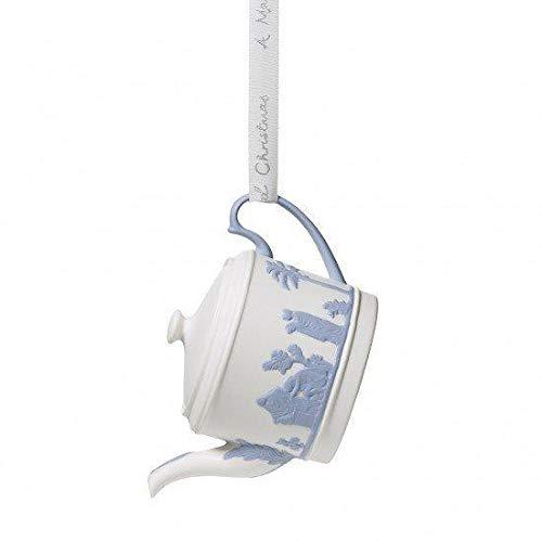 Wedgwood 260Th Anniversary Ornaments – Teapot