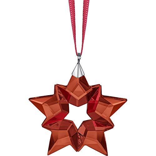 SWAROVSKI Christmas Holiday Crystal Ornament, Small