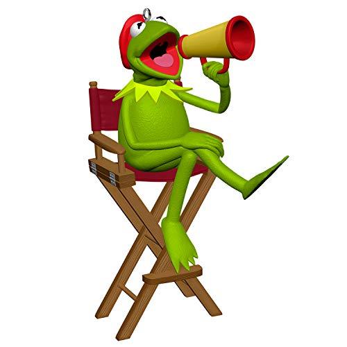 Hallmark Keepsake Christmas Ornament 2019 Year Dated The The Muppets Lights, Camera, Kermit!, The