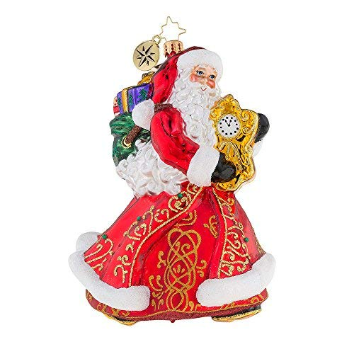 Christopher Radko Time Is Fleeting! Christmas Ornament