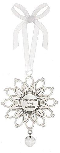 "Ganz Sunshine Ornament – ""Grandmas Bring Sunshine"""