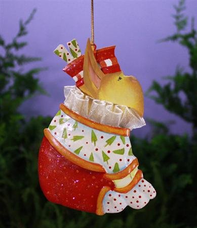 Patience Brewster French Bulldog Figural Ornament 08-30425