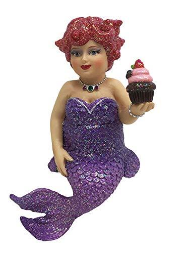 December Diamonds Mermaid Hanging Ornament Miss Cupcake