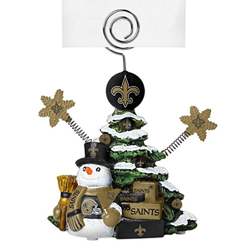 NFL New Orleans Saints Tree Photo Holder