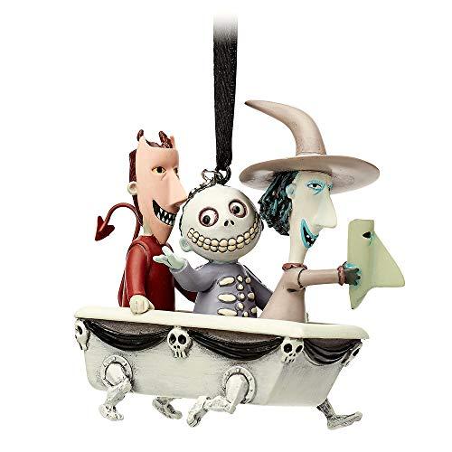 Disney Lock, Shock & Barrel Sketchbook Ornament – The Nightmare Before Christmas