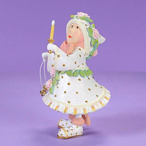 Patience Brewster Mini Moonbeam Donna's Light Elf Figurine