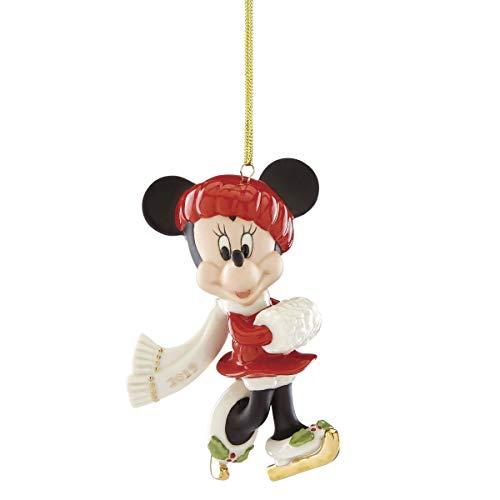 Lenox 2019 Skate Away Minnie Ornament