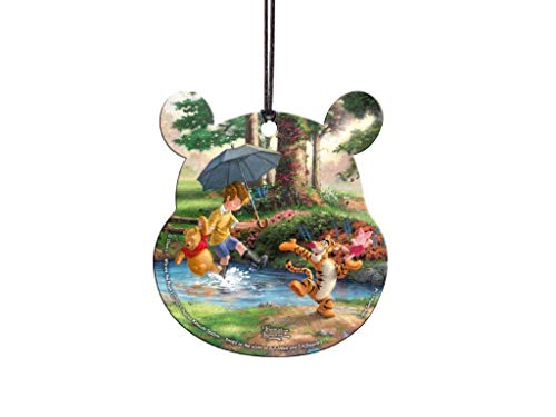 Trend Setters Disney Winnie The Pooh – Pooh Head Shaped Acrylic Collectible – Thomas Kinkade Studios