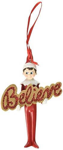 Department 56 Elf on the Shelf Believe Hanging Ornament