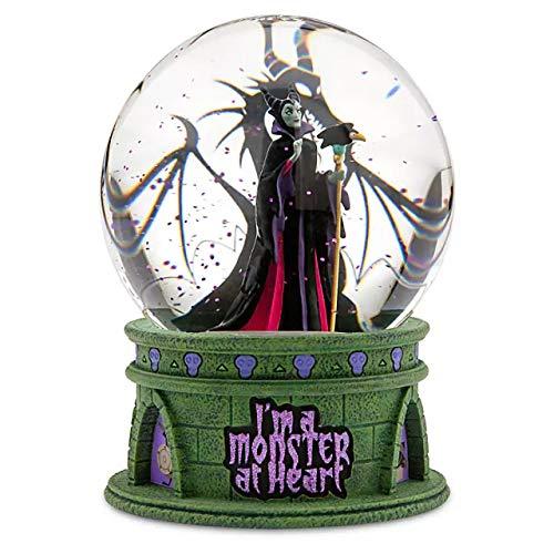 Disney Maleficent/Sleeping Beauty 60th Anniversary Lightup Snowglobe