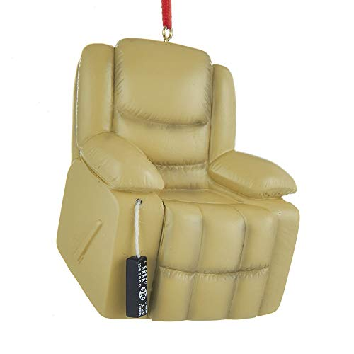 Kurt Adler Recliner Chair Ornament