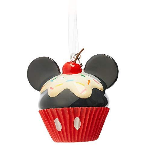 Disney Mickey Mouse Cupcake Sketchbook Ornament