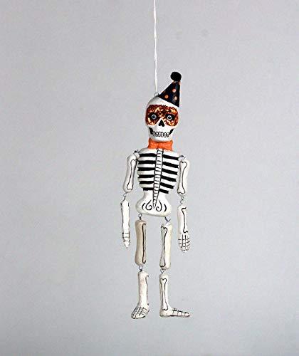 Bethany Lowe Mr Bones Skeleton Halloween Ornament